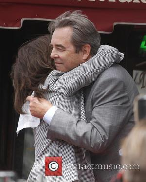Beau Bridges and Sally Field - Sally Field receives the 2,524th star on the Hollywood Walk of Fame - Los...