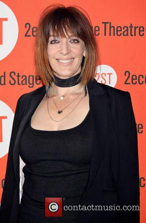 Julia Murney - Second Stage 35th Anniversary Gala held at Terminal 5 nightclub - Arrivals. - New York, New York,...