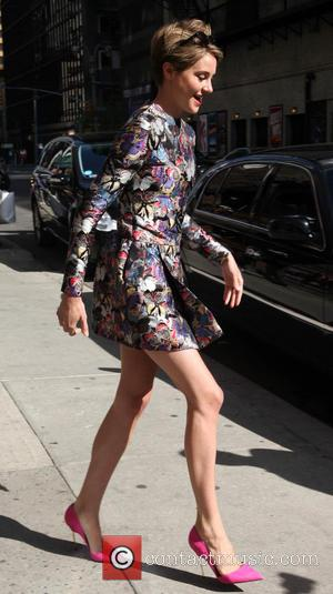 Shailene Woodley - 'Late Show with David Letterman' held at the Ed Sullivan Theater - Arrivals - New York, New...