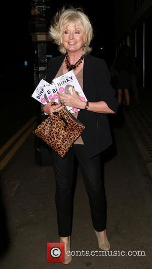Jane Felstead - Alexandra Felstead: Being Binky - book launch party at Whisky Mist - London, United Kingdom - Tuesday...
