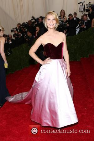 Claire Danes - the 'Charles James: Beyond Fashion' Costume Institute Gala at the Metropolitan Museum of Art on May 5,...