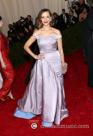 Rashida Jones - the 'Charles James: Beyond Fashion' Costume Institute Gala at the Metropolitan Museum of Art on May 5,...