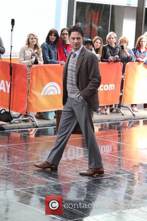 Zach Braff - NBC Toyota Concert presents the cast of 'Bullets Over Broadway' performing live on NBC's 'Today' at TODAY...
