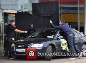 Ronnie O'sullivan Car Crash Sees Audi R8 Hit Central Reservation