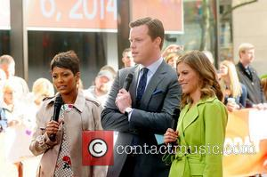 Tamron Hall, Willie Geist and Natalie Morales
