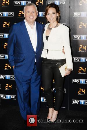 Eamonn Holmes - Premiere of '24: Live Another Day' held at Old Billingsgate Market - London, United Kingdom - Tuesday...