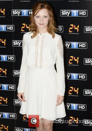 Emily Berrington - Premiere of '24: Live Another Day' held at Old Billingsgate Market - London, United Kingdom - Tuesday...