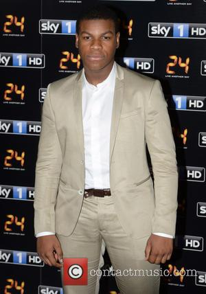 John Boyega - Premiere of '24: Live Another Day' held at Old Billingsgate Market - London, United Kingdom - Tuesday...