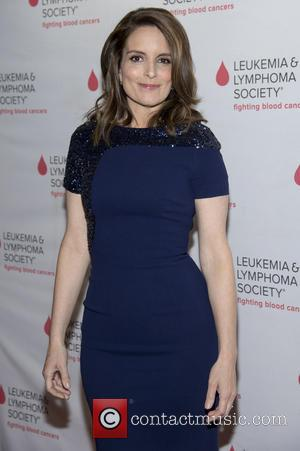 Tina Fey - LOL With LLS: Jokes on You, Cancer! at New World Stages in New York City - New...