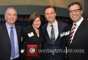 Richard Glazer, Marissa Boyers, Tony Goldwyn and Richard Lagravenese