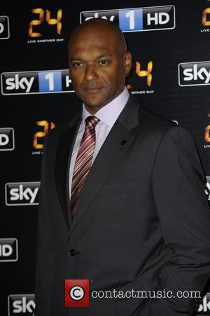 Colin Salmon - '24 - Live Another Day' UK TV premiere held at Old Billingsgate - London, United Kingdom -...