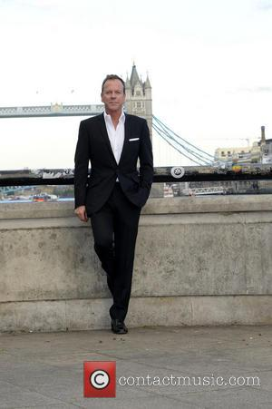 Kiefer Sutherland - '24 - Live Another Day' UK TV premiere held at Old Billingsgate - London, United Kingdom -...