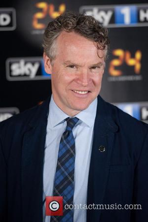 Tate Donovan - '24 - Live Another Day' UK premiere held at Old Billingsgate Market - Arrivals. - London, United...