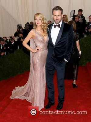 Blake Lively and Ryan Reynolds - 'Charles James: Beyond Fashion' Costume Institute Gala at the Metropolitan Museum of Art -...