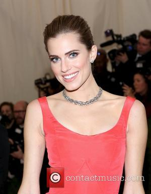Allison Williams - 'Charles James: Beyond Fashion' Costume Institute Gala at the Metropolitan Museum of Art - Outside Arrivals -...