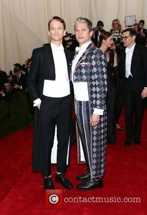 Neil Patrick Harris and David Burtka - 'Charles James: Beyond Fashion' Costume Institute Gala at the Metropolitan Museum of Art...