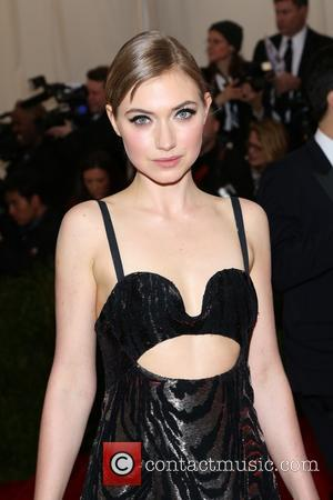 Imogen Poots - 'Charles James: Beyond Fashion' Costume Institute Gala at the Metropolitan Museum of Art - Outside Arrivals -...