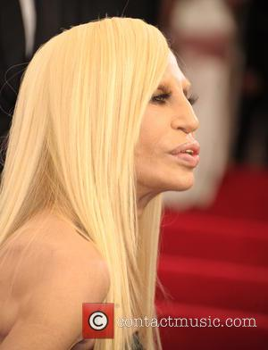Donatella Versace Is New Face Of Givenchy