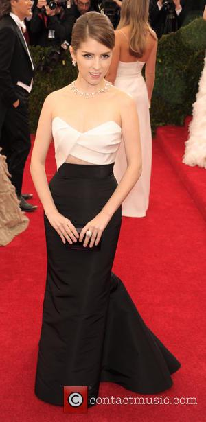 Anna Kendrick - 'Charles James: Beyond Fashion' Costume Institute Gala at the Metropolitan Museum of Art - Arrivals - Mantattan,...