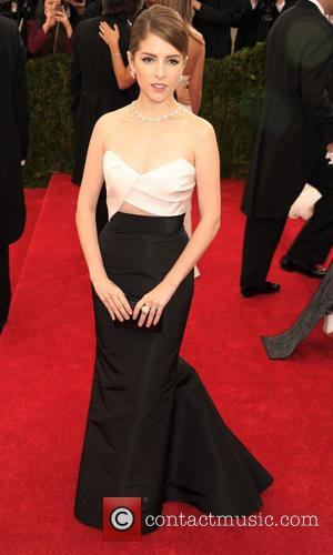 Anna Kendrick - 'Charles James: Beyond Fashion' Costume Institute Gala
