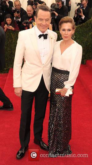 Bryan Cranston and Robin Dearden - 'Charles James: Beyond Fashion' Costume Institute Gala at the Metropolitan Museum of Art -...