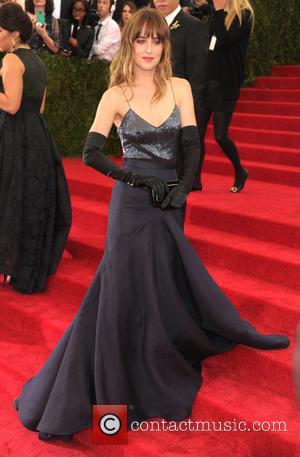 Dakota Johnson - 'Charles James: Beyond Fashion' Costume Institute Gala at the Metropolitan Museum of Art - Arrivals - Mantattan,...