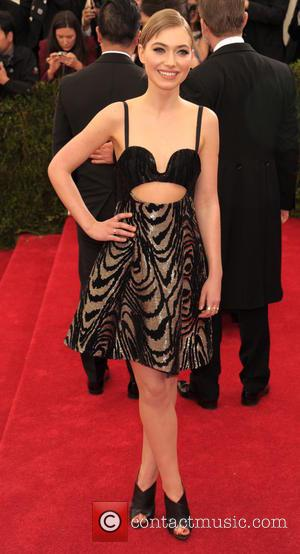 Imogen Poots - 'Charles James: Beyond Fashion' Costume Institute Gala at the Metropolitan Museum of Art - Arrivals - Mantattan,...