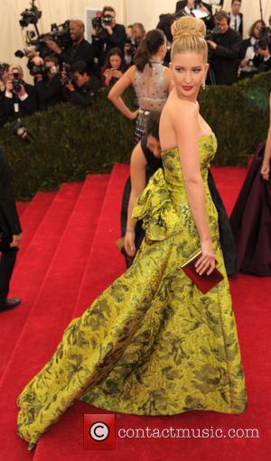 Ivanka Trump - 'Charles James: Beyond Fashion' Costume Institute Gala at the Metropolitan Museum of Art - Arrivals - Mantattan,...