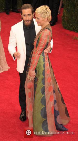 Jake Gyllenhaal and Maggie Gyllenhaal - 'Charles James: Beyond Fashion' Costume Institute Gala at the Metropolitan Museum of Art -...