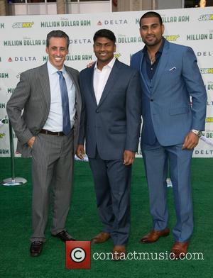 J.b. Bernstein, Dinesh Patel and Rinku Singh