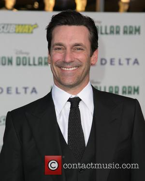Jon Hamm - Celebrities attend Disney's