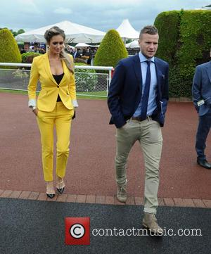 Georgina Dorsett and Tom Cleverley