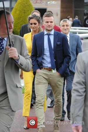 Georgina Dorsett and Tom Cleverley - The May Festival at Chester Racecourse - Liverpool, United Kingdom - Wednesday 7th May...