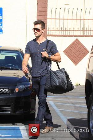 James Maslow - DWTS celebrities seen at dance practice for television show 'Dancing with the Stars' - Los Angeles, United...