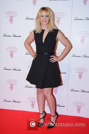 Edith Bowman - 3rd annual 'Gabrielle's Gala' fundraiser hosted by Gabrielle's Angel Foundation for Cancer Research UK held at Old...