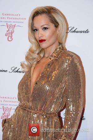 Rita Ora Earns 4th UK No.1 Single With 'I Will Never Let You Down'