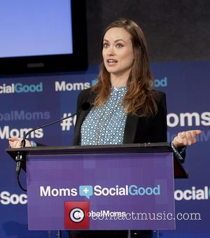 Olivia Wilde - Olivia Wilde at UN Foundation Moms Social Good Conference - New York, New York, United States -...