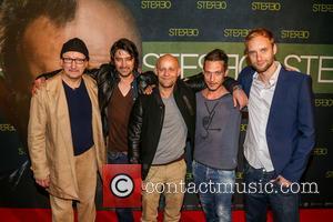 Rainer Bock, Adrian Can, Jürgen Vogel, Julian Schmieder and Maximilian Erlenwein