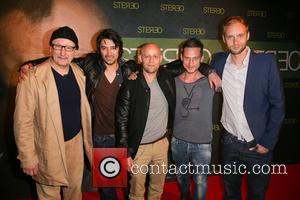 Rainer Bock, Adrian Can, Juergen Vogel, Julian Schmieder and Maximilian Erlenwein