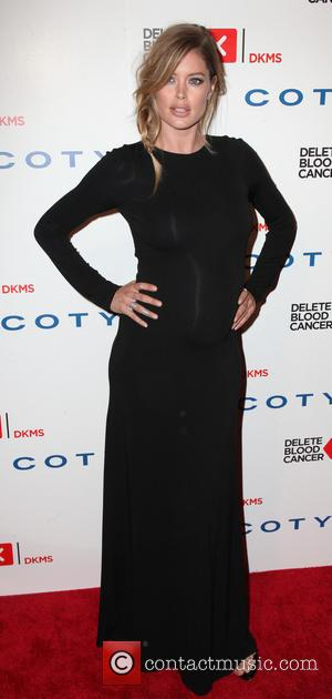 Doutzen Kroes - 2014 Delete Blood Cancer Gala at Cipriani Wall Street - Inside Arrivals - New York City, New...