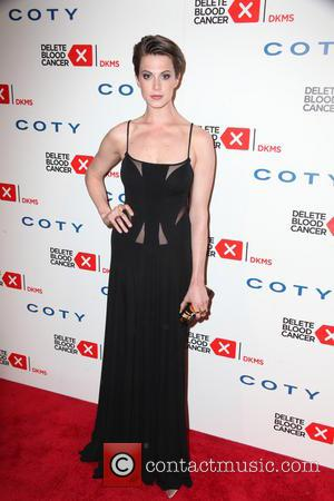 Elettra Wiedemann - 2014 Delete Blood Cancer Gala at Cipriani Wall Street - Inside Arrivals - New York City, New...