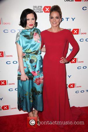 Jessie J and Katharina Harf
