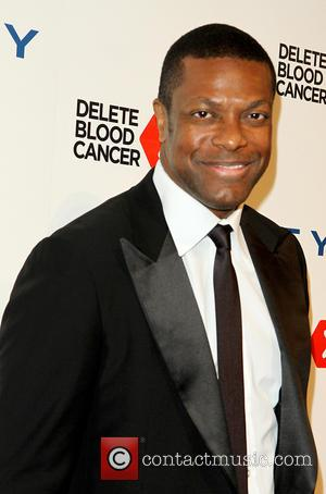 Chris Tucker - 2014 Delete Blood Cancer Gala at Cipriani Wall Street - Inside Arrivals - New York City, New...