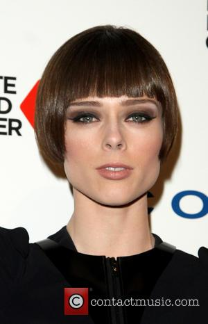 Coco Rocha - 2014 Delete Blood Cancer Gala at Cipriani Wall Street - Inside Arrivals - New York City, New...