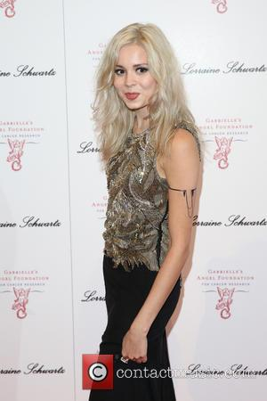 Nina Nesbitt - 3rd annual 'Gabrielle's Gala' fundraiser hosted by Gabrielle's Angel Foundation for Cancer Research UK at Old Billingsgate...