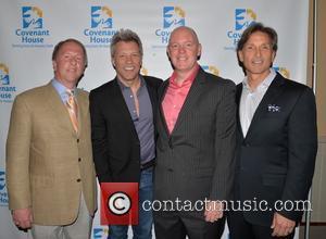 Leo Carlin, Jon Bon Jovi, Kelly Ryan and Craig Spencer - Jon Bon Jovi attends the Covenant House Pennsylvania 'A...