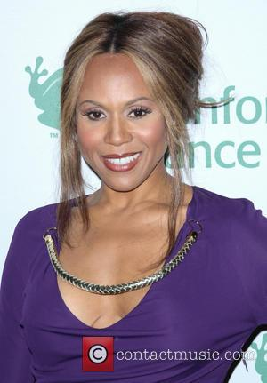 Deborah Cox - 2014 Rainforest Alliance Gala at American Museum of Natural History - Arrivals - New York, United States...