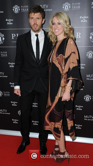 Manchester United, Michael Carrick and Lisa Carrick