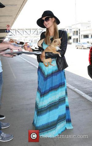 Paris Hilton Endures Travel Trauma En Route To Cannes