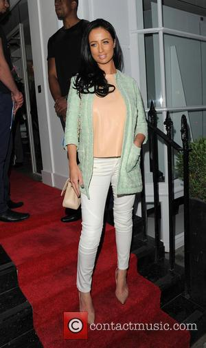 Chantelle Houghton - Celebrities at the Tracie Giles Permanent Makeup  party at Beauchamp Place - London, United Kingdom -...